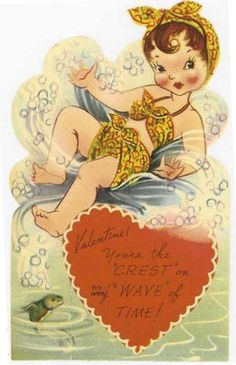 Here are some sweet Valentine graphics and vintage cards to share, For personal use only please. Have fun! http://w...