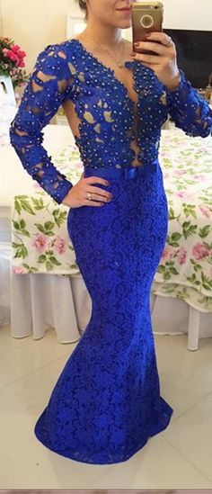 #royalBlue #LACE  #prom #party #evening #dress #dresses #gowns #cocktaildress #EveningDresses #promdresses #sweetheartdress #partydresses #QuinceaneraDresses #celebritydresses #2017PartyDresses #2017WeddingGowns #2017HomecomingDresses #LongPromGowns #blackPromDress #AppliquesPromDresses #CustomPromDresses #backless #sexy #mermaid #LongDresses #Fashion #Elegant #Luxury #Homecoming #CapSleeve #Handmade #beading