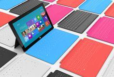 Microsoft sort une nouvelle tablette, très tendance