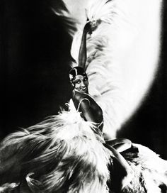 Josephine Baker c. 1920's