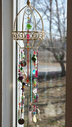 Beautiful Windchime - Suncatcher - Mobile