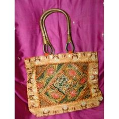 Orange Boho Banjara Gypsy India Sari Tapestry Handbag Purse (Apparel)  http://www.amazon.com/dp/B002HWTQEU/?tag=reesho-20  B002HWTQEU