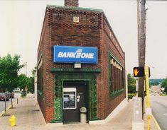 Lafayette Bank, W. Lafayette Indiana - Louis Sullivan, Architect