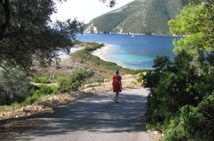 Meganisi in Greece