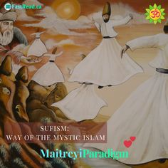 """Sufism is considered as the mystic form of Islam which considers """"the inner dimension"""" as a way of understanding, obtaining and ultimately merging with the Divine! Read more...  #sufism #sufi #mysticislam #Rumi #dervish #whirlingdervish #Islamicmysticism #mystics #islamicasceticism #asceticislam #rumipoetry Rumi Poetry, We Are All One, Live In The Present, The Grandmaster, Thoughts And Feelings, Sufi, Mystic, My Books, Islam"""