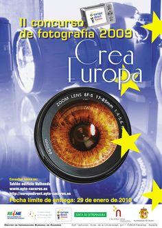 """II Concurso de Fotografía """"Creo Europa"""" 2009"""