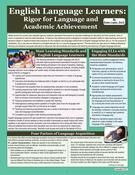 A quick-reference guide with specific strategies for using RTI to provide academic & behavioral supports to English Language Leaners in differentiated classrooms. School Scores, Us School, Common Core English, Ell Strategies, Differentiation In The Classroom, Response To Intervention, Ell Students, Student Behavior, Differentiated Instruction