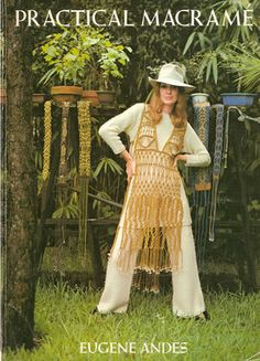 """Practical"" Macrame - yes, looks like an everyday wardrobe staple to me."
