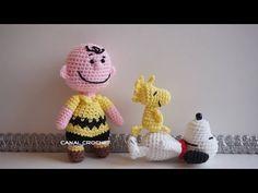 charlie amigurumi tutorial - YouTube