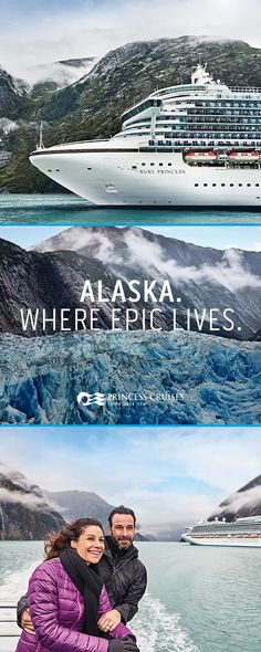 Alaska is nature on an epic scale and no one helps you experience this wild frontier like Princess Cruises. Choose from a variety of ways to see the Great Land—including our 7- to 10-day voyages. Start planning the cruise of a lifetime today.