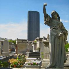 Tour Montparnasse - Paris, France | 12 Breathtaking Views From The World's Coolest Towers