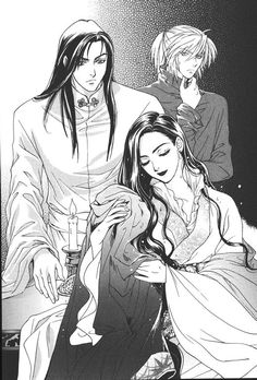 Saiunkoku Monogatari, My Fantasy World, Art Tips, Shoujo, Anime Boys, Manga Art, Notes, Animation, Cartoon