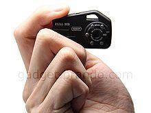 The Night Vision DC DV Smallest Camera
