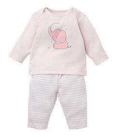 Mothercare Elephant Pyjamas