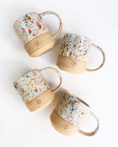 "West Coast Craft on Instagram: ""Yessssssssss. RG WILLOWVANE ・・・ These sprinkles mugs will be available at Jennifer Lee! #westcoastcraftvendor"""