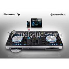 Controller Pioneer XDJ-R1 wireless da iPad, iPhone o iPod touch