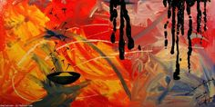 Artwork >> Maximin Lida >> CLAVOS NEGROS SOBRE HUEVO BLANDO - Abstract