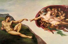 Michelangelo Renaissance Art Painting
