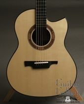 New Greenfield GF Guitar with Wenge back & sides.