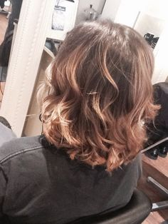 Ombre by Maree cut by Chelsey