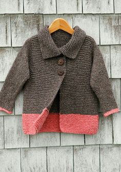 WEBS - America's Yarn Store® offers a huge selection of free knitting and crochet patterns, perfect for when you want to start a new project right away. Baby Knitting Patterns, Knitting For Kids, Free Knitting, Crochet Patterns, Knitting Projects, Sweater Patterns, Cardigan Pattern, Jacket Pattern, Knitting Supplies