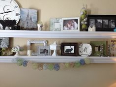 Shelf decor