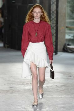 Giambattista Valli Spring 2018 Ready-to-Wear Collection Photos - Vogue