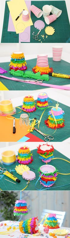 Step by Step zur Mini-Piñata