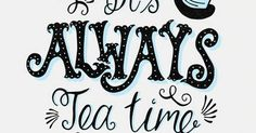 Just Pinned to Alice In Madness: It's Always Tea Time Tea Art Alice in Wonderland by AbbieImagine http://ift.tt/2qUcKtl