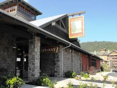 Sugarland Wine Cellars,  Gatlinburg, Tennessee