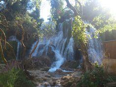 Bosnia, Kravice, waterfalls
