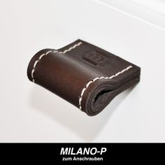 MILANO-P in chocolat brown