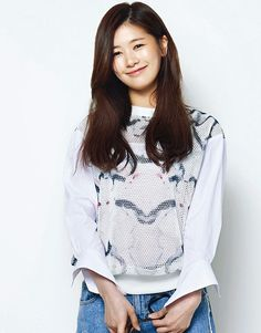 Jung So Min 정소민 Young Actresses, Korean Actresses, Asian Actors, Korean Actors, Jung So Min, Hwang Jin Uk, Baek Seung Jo, Itazura Na Kiss, Korean Drama Series