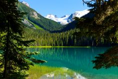 Lower Joffre Lake - Cashe Creek, BC, Canada