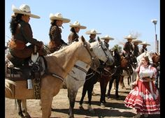 Voces on PBS premiers 'Escaramuza' & the determination of daredevil women rodeo riders 10/19 at 9 p.m. on #Eight.