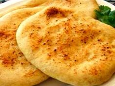рецепт хлеба наан