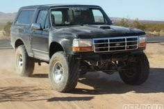 """View 1207or 13+enlightened Ttb 1993 Ford Bronco Project Truck+1993 Ford Bronco With Camburg Long Travel Kit - Photo 41305164 from Enlightened TTB: Camburg Long-Travel for """"The Juice"""" Bronco"""