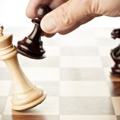 Don't have a communications strategy? Not sure how to develop one? In this post, we prune the strategic planning process down to it's basic elements - 6 words. Chess Quotes, Chess Strategies, Strategy Games, Strategic Planning Process, Sun Tzu, Best Brains, Computer Programming, Computer Science, Improve Yourself