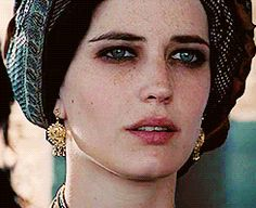 "Eva Green as ""Sybilla"" in Kingdom of Heaven"