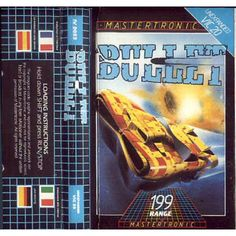 Bullet for Commodore Vic 20 from Mastertronic