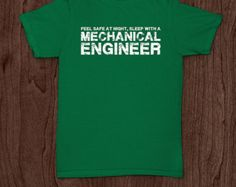 Sleep with an engineer funny t-shirt tee shirt tshirt Christmas father father's day engineer engineering science math physics mens cool nerd