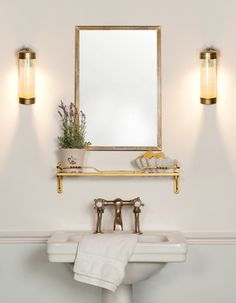 Double howard wall light made by jim lawrence furniture and decor the new for 2014 cheltenham wall light in antiqued brass this is a aloadofball Image collections