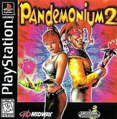 RARE Pandemonium 2 Sony PlayStation 1 1997 Disc Only RARE | eBay #psx #ps1 #playstation #psn #ps3 #pandemonium #pandemonium2 #retrogames #retrogamers #ebaysdeals #fatherday #videogames #thememories