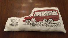 Peanuts t-shirt new life. #diy #sewing #recycle #tutorial