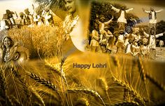 #Lohri #Fashion at its Best with Patiala Elements