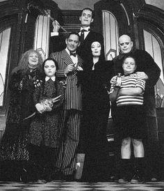 Adams Family- love love love this movie!