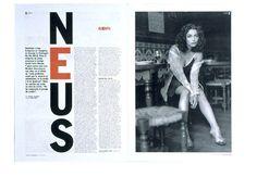 Tentaciones / Supplement for Spanish newspaper El País. Creative Director Fernando Gutiérrez. 1996