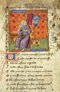 Roman de la Rose, MS M.245 fol. 2v - Images from Medieval and Renaissance Manuscripts - The Morgan Library & Museum