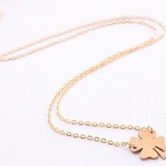 LUCKY charm necklaces >> so lucky it deflects bullets (it doesn't) << various cards
