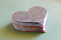 Paper Hearts The Oh My Goodness I Have Too Much by ZoBeDesigns, $1.50